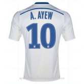 Maillot Marseille A.Ayew Domicile 2014 2015 Vendre Marseille