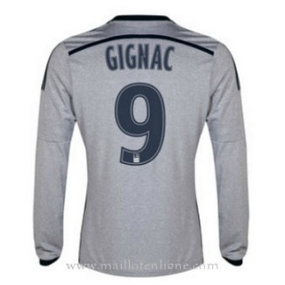 Maillot Marseille Ml Gignac Exterieur 2014 2015 France Magasin