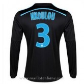 Maillot Marseille Ml Nkoulou Troisieme 2014 2015 Magasin Paris