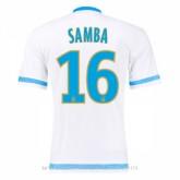 Maillot Marseille Samba Domicile 2015 2016 Personnalisé