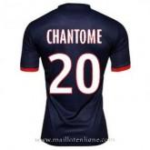 Maillot Psg Chantome Domicile 2013-2014 Site Francais