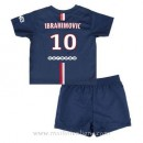 Maillot Psg Enfant Ibrahimovic Domicile 2014 2015 Pas Cher Provence