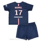 Maillot Psg Enfant Maxwell Domicile 2014 2015 Promo prix