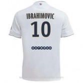 Maillot Psg Ibrahimovic Exterieur 2014 2015 Soldes Marseille