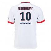 Maillot Psg Ibrahimovic Exterieur 2015 2016 Soldes Nice