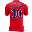Maillot Psg Ibrahimovic Troisieme 2014 2015 Soldes Paris