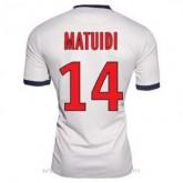 Maillot Psg Matuidi Exterieur 2013-2014 Vendre Provence