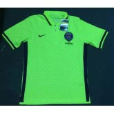 Maillot Psg Polo Vert 2016 2017 Pas Cher Provence