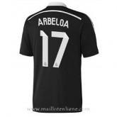 Maillot Real Madrid Arbeloa Troisieme 2014 2015 Lyon
