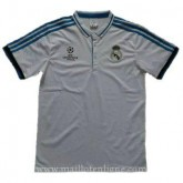 Maillot Real Madrid Champion Polo Blanc 2016 Pas Cher Nice