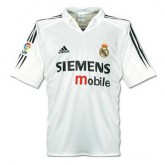 Maillot Real Madrid Domicile Retro 2004 2005 Promotions