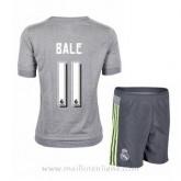 Maillot Real Madrid Enfant Bale Exterieur 2015 2016 Rabais Paris