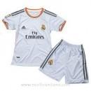 Maillot Real Madrid Enfant Domicile 2013-2014 Soldes France