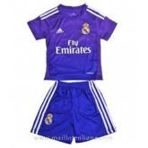 Maillot Real Madrid Enfant Goalkeeper 2013-2014 Soldes Paris