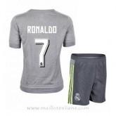 Maillot Real Madrid Enfant Ronaldo Exterieur 2015 2016 Soldes France