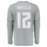 Maillot Real Madrid Manche Longue Marcelo Exterieur 2015 2016 Magasin De Sortie