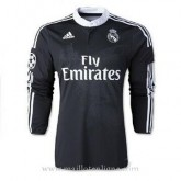 Maillot Real Madrid Manche Longue Troisieme 2014 2015 Pas Cher Provence
