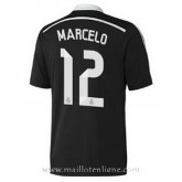 Maillot Real Madrid Marcelo Troisieme 2014 2015 Prix France