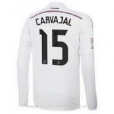 Maillot Real Madrid Ml Carvajal Domicile 2014 2015 Promos