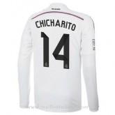 Maillot Real Madrid Ml Chicharito Domicile 2014 2015 Promos Code
