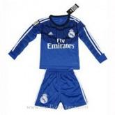Maillot Real Madrid Ml Enfant Goalkeeper 2014 2015 Rabais Paris