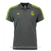 Maillot Real Madrid Polo Gris 2017 Vendre France