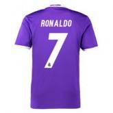 Maillot Real Madrid Ronaldo Exterieur 2016 2017 à Petit Prix