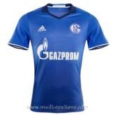 Maillot Schalke 04 Domicile 2016 2017 Personnalisé