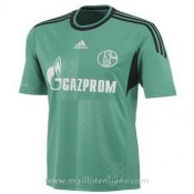 Maillot Schalke 04 Troisieme 2013-2014 Pas Chere