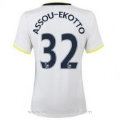 Maillot Tottenham Assou-Ekotto Domicile 2014 Magasin Paris