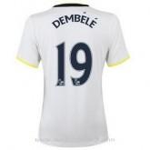 Maillot Tottenham Dembele Domicile 2014 2015 Original