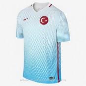 Maillot Turquie Exterieur Euro 2016 Soldes