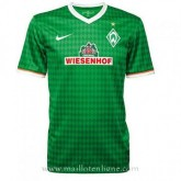 Maillot Werder Bremen Domicile 2013-2014 Paris