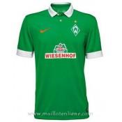 Maillot Werder Bremen Domicile 2014 2015 Paris Boutique