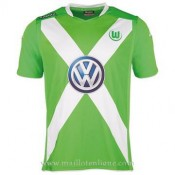 Maillot Wolfsbourg Domicile 2014 2015 Promotions