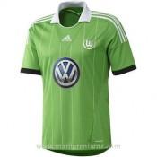 Maillot Wolfsburg Domicile 2013-2014 Promos