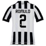 Meilleure Qualité Maillot Juventus Romulo Domicile 2014 2015