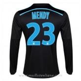 Meilleure Qualité Maillot Marseille Manche Longue Mendy Troisieme 2014 2015