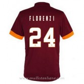 Mode Maillot As Roma Florenzi Domicile 2014 2015