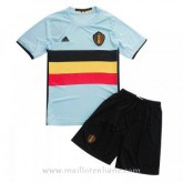 Mode Maillot Belgique Enfant Exterieur Euro 2016