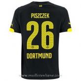 Mode Maillot Borussia Dortmund Piszczek Exterieur2014 2015