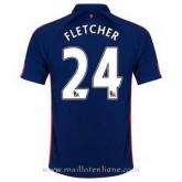 Mode Maillot Manchester United Fletcher Troisieme 2014 2015