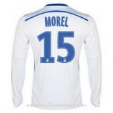 Mode Maillot Marseille Manche Longue Morel Domicile 2014 2015