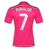 Mode Maillot Real Madrid Ronaldo Exterieur 2014 2015