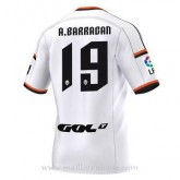 Mode Maillot Valence A.Barragan Domicile 2014 2015