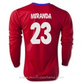 Nouveau Maillot Atletico De Madrid Ml Miranda Domicile 2015 2016