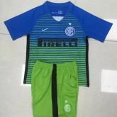 Nouveau Maillot Inter Milan Enfant Troisieme 2016 2017