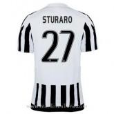 Nouveau Maillot Juventus Sturaro Domicile 2015 2016