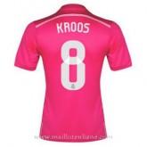 Nouveau Maillot Real Madrid Kroos Exterieur 2014 2015