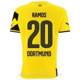 Nouvelle Collection Maillot Borussia Dortmund Ramos Domicile 2014 2015